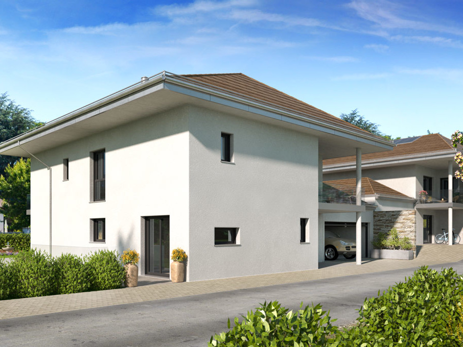 Villas-Mies-Tremblay-garage Romanens Management SA